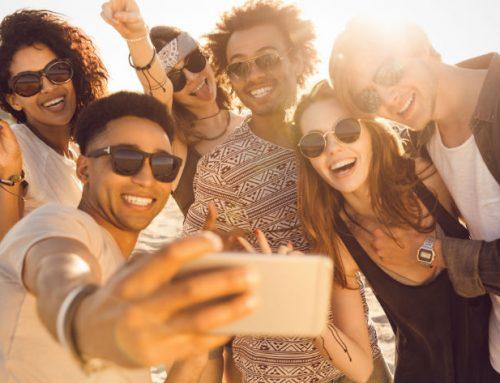 Uso dei Social Media durante le vacanze