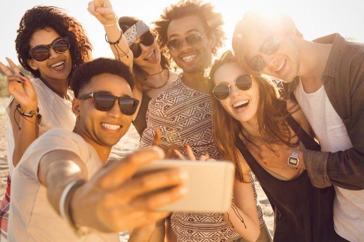 social e vacanze