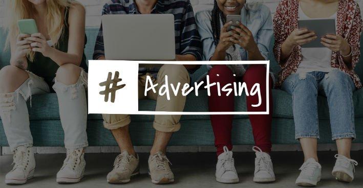 linguaggio pubblicitario sui social