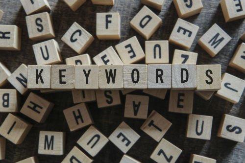 posizionamento keyword