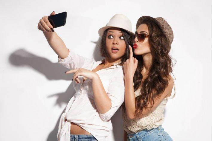 app per selfie