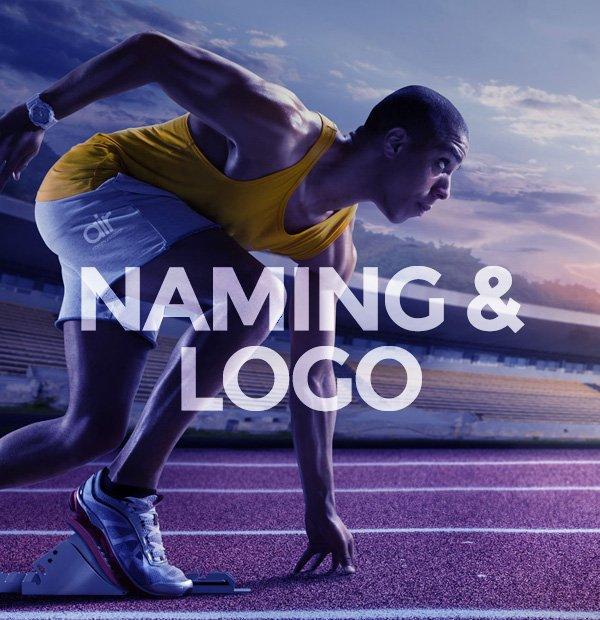 Naming e Logo