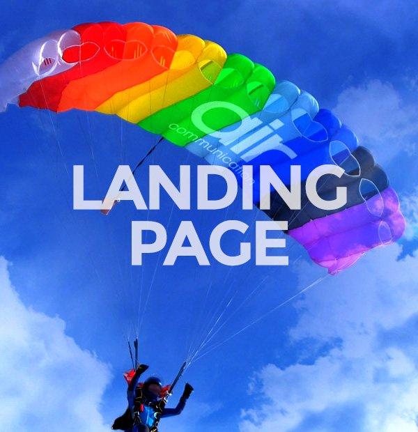 creazione landing page