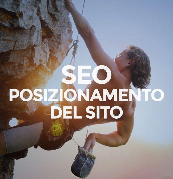 SEO - Ottimizzazione e posizionamento siti web