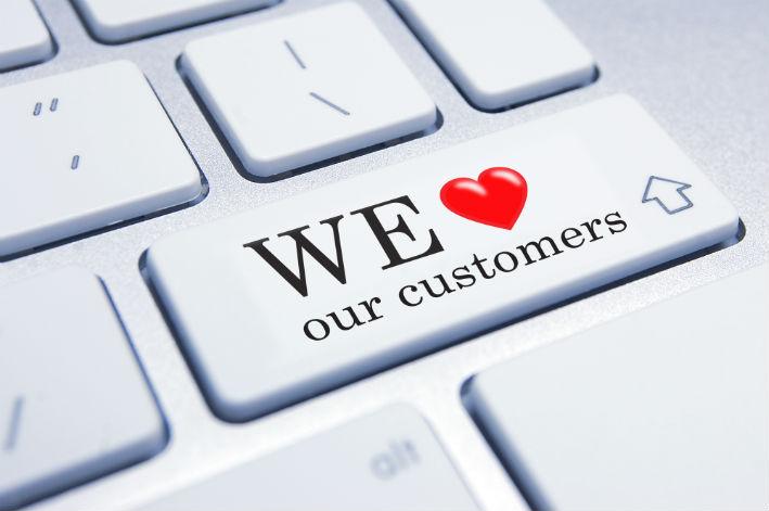 customer caring - promozioni e contenuti personalizzati