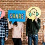 Curare le immagini per i social