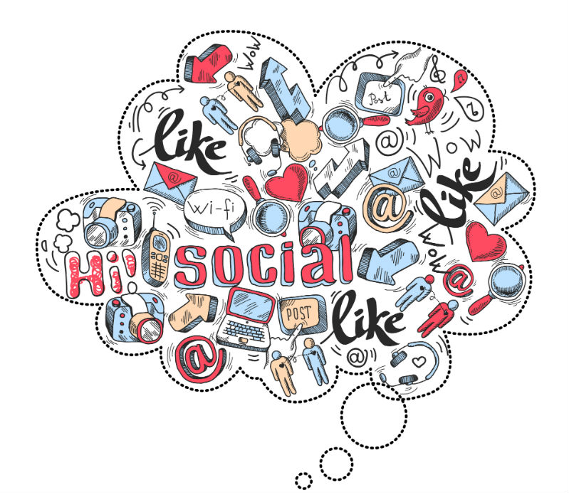 Piani editoriali per social