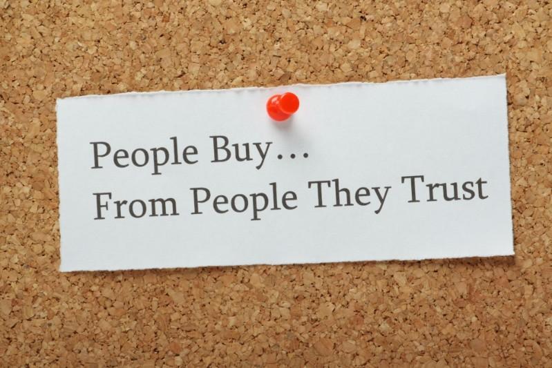 Come creare fiducia nel brand