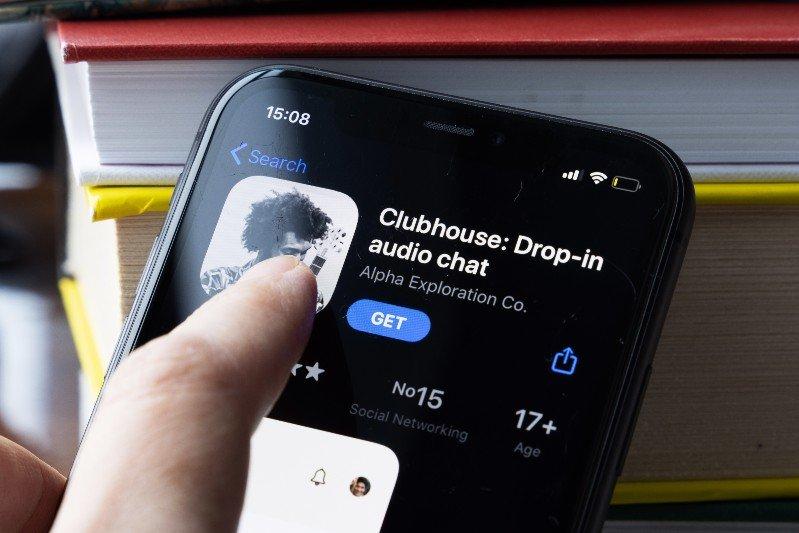ClubHouse un social vocale